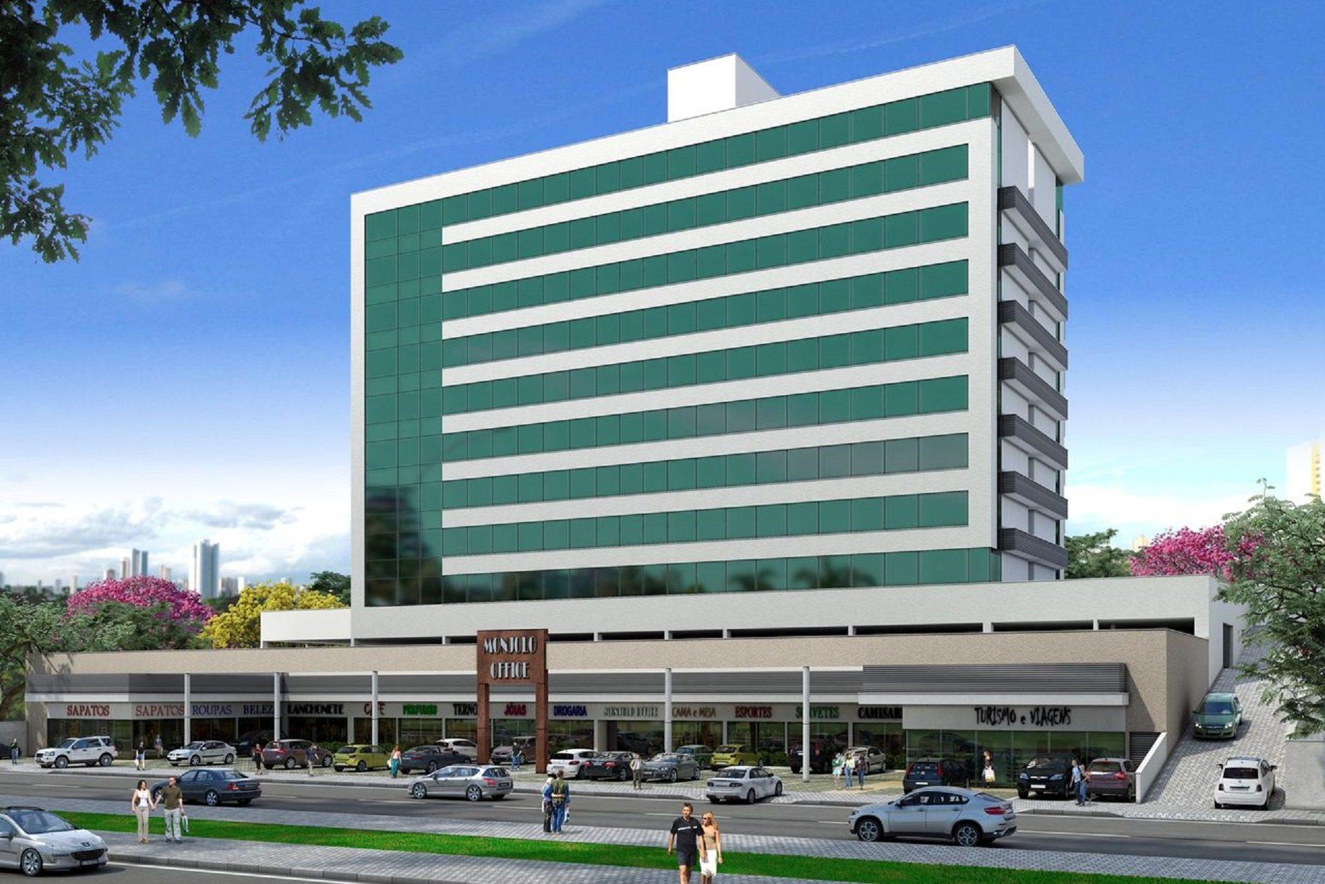 Sala Comercial em Itabira: conheça o Ed. Monjolos Office