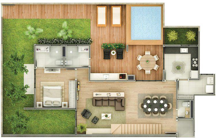 Quais as vantagens de comprar apartamento na planta?